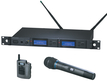Audio-Technica AEW-5313a Dual System - body-pack & handheld