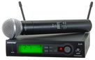 Shure SLX24/SM58 Wireless Handheld System