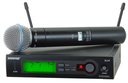 Shure SLX24/BETA58 Wireless Handheld System