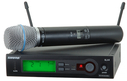 Shure SLX24/BETA87A Wireless Handheld System