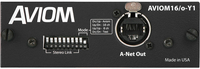 Aviom 16/o-Y1 Yamaha Output Card