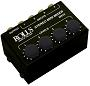 Rolls MX42 Stereo 4 Channel Passive Mini Mixer RCA I/O,